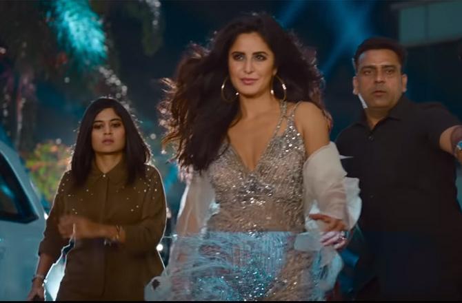 Zero, Katrina Kaif, Shah Rukh Khan, Heer Badnaam, News Mobile, News Mobile India