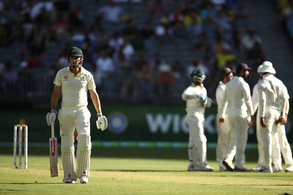 Day 2, India, bowl out, Australia, 326-runs, Perth, test, Second Test, Cricket, Match, NewsMobile, Mobile, News, India
