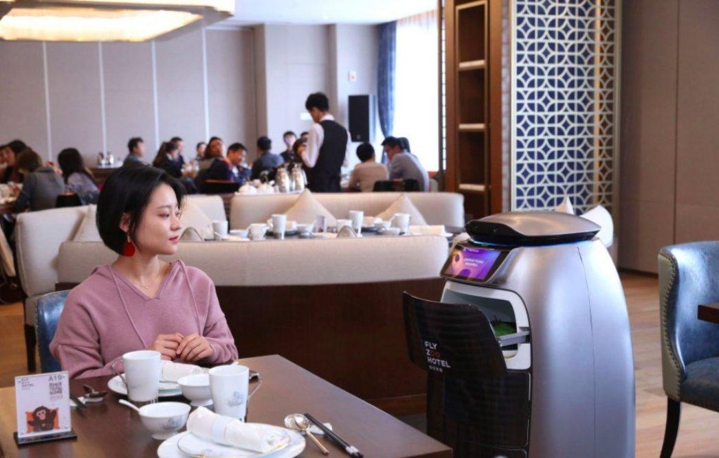 Hotel, Alibaba, China, E commerce, Hospitality, FlyZoo Hotel, Hangzhou, Global Traveller, Travel, NewsMobile, Mobile, News, India