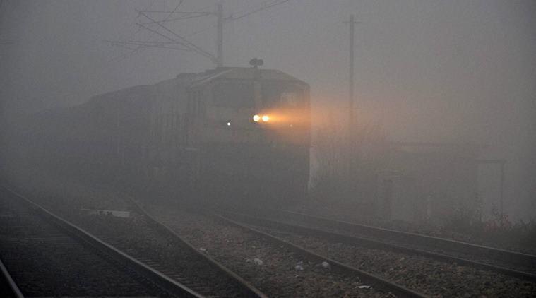 Amritsar, delay, Delhi, flight, Fog, Jammu, pollution, Smart, Traveller, Punjab, Rajasthan, Srinagar, train, winters