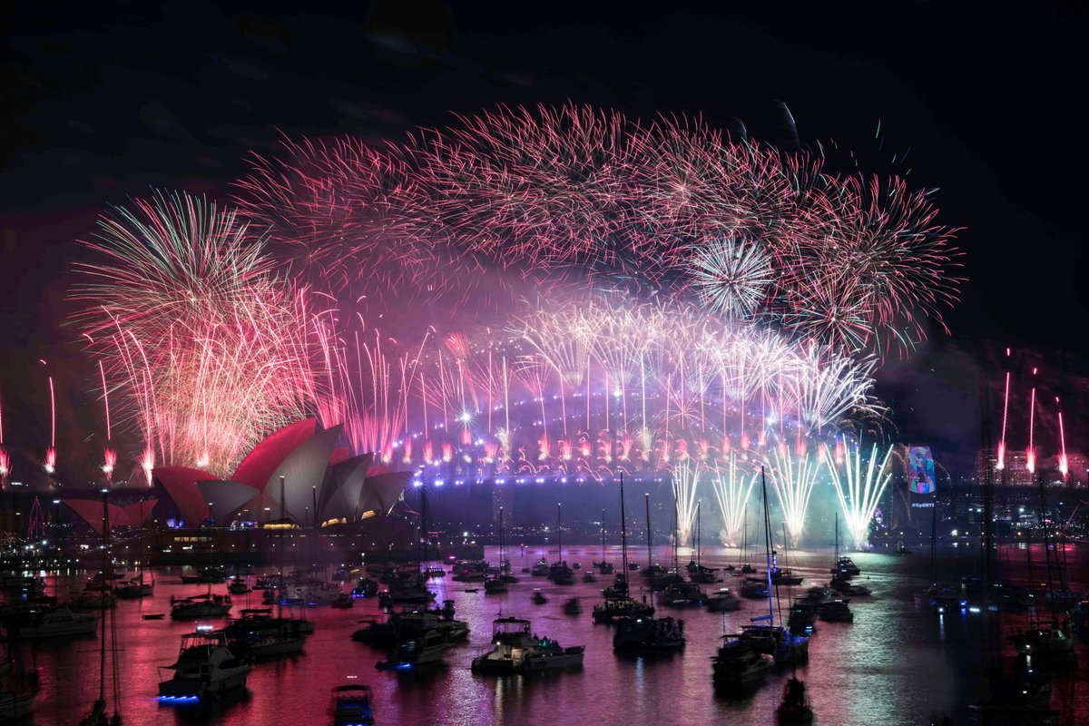 New Year, India, Australia, Sydney, London, News Mobile, News Mobile India