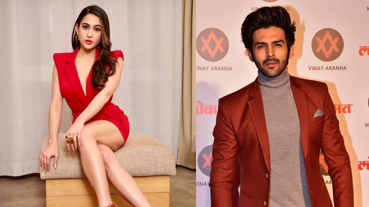 Sara Ali Khan, crush, Kartik Aaryan, Koffee with Karan, Ranveer Singh, mother, advise, Amrita Singh, date, Bollywood, couple, Entertainment