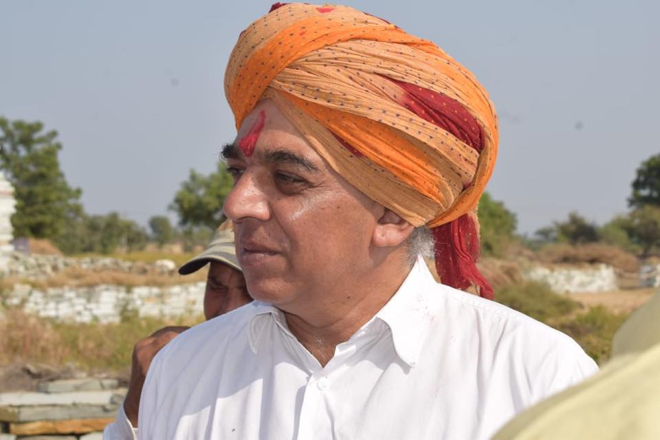 Manvendra Singh, rajasthan elections 2018