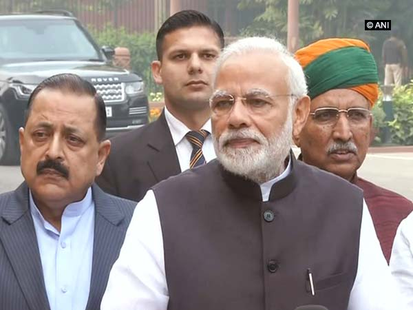 PM Modi appeals to parties to ensure smooth functioning of Winter Session of Parliament