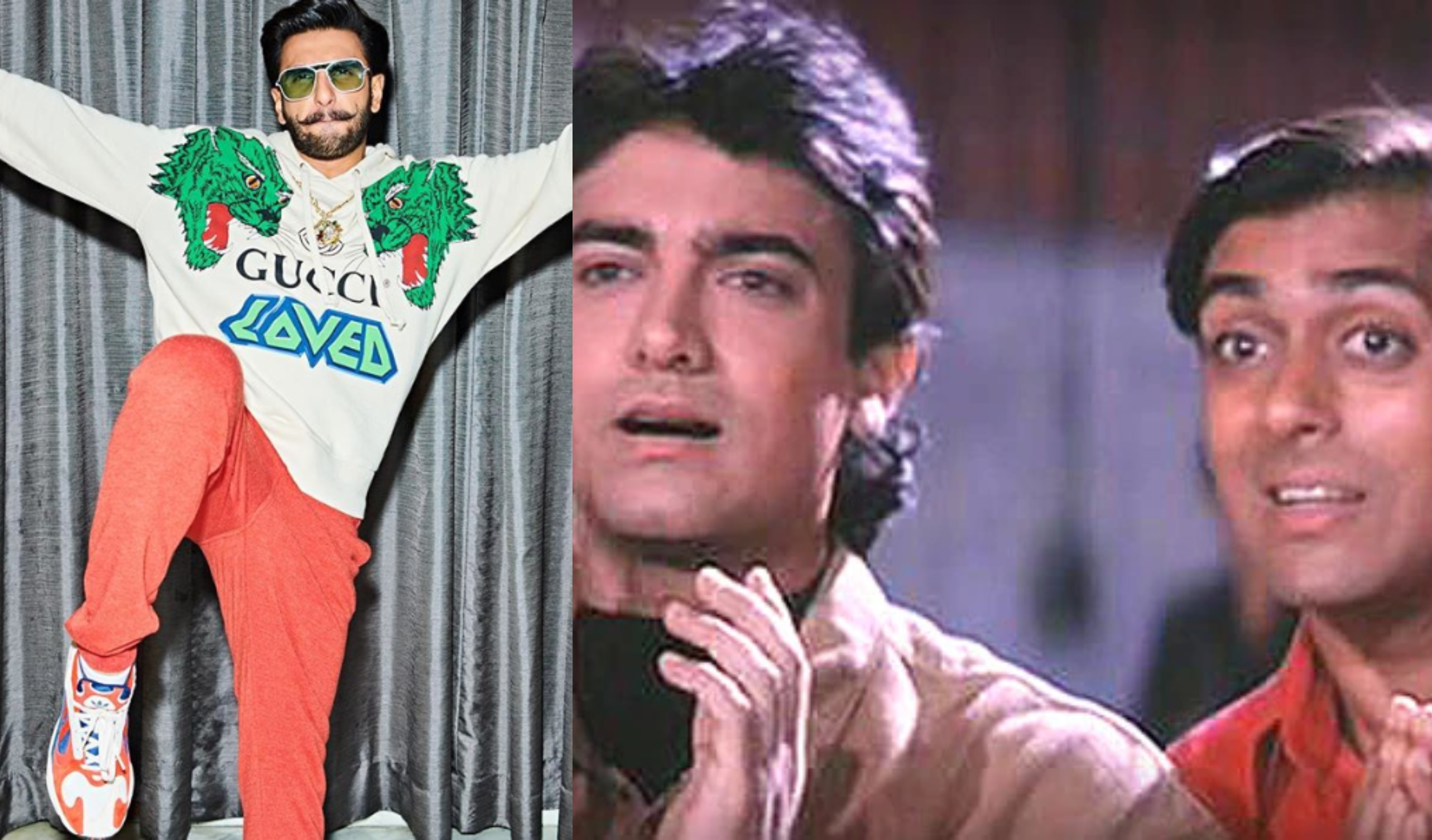 Andaz Apna Apna, Ranveer Singh, Simmba, Movie, Remake, Film, Salman Khan, Aamir Khan, NewsMobile, Mobile, News, India, Entertainment