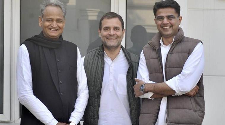 Ashok Gehlot, Chief Minister, Rajasthan, Sachin Pilot, Deputy, Home, Finance, Ministries, Rahul Gandhi, NewsMobile, Mobile, News, India