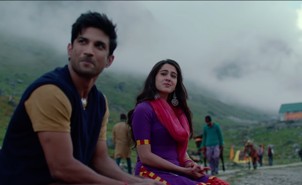 Kedarnath, Review, Charming, story, visuals, Promising, Sara Ali Khan, Sushant Singh Rajput, Movie, Release, Friday, NewsMobile, Mobile, News, India