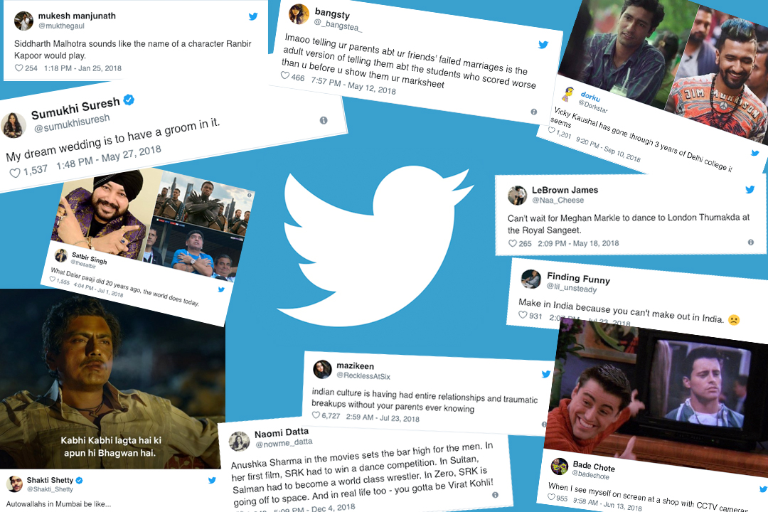 Twitter, Moments, India, Tweets, Funny, Year, End, 2018, NewsMobile, Mobile, News, India