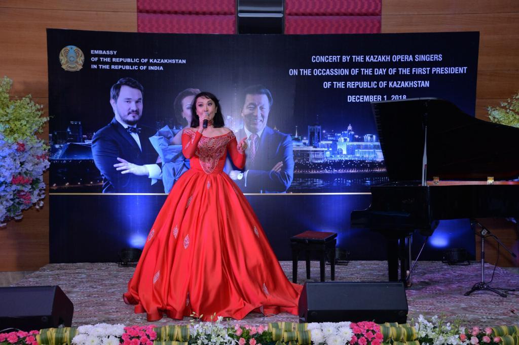 Republic of Kazakhstan, Tolegen Mukhamejanov, Nurzhamal Ussenbayeva, Astana, Opera, Theatre Sundet Baigozhin, New Delhi, Embassy of Kazakhstan, News Mobile, News Mobile India