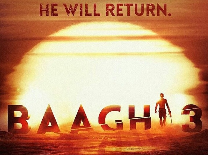 Baaghi is back again; to be released in March