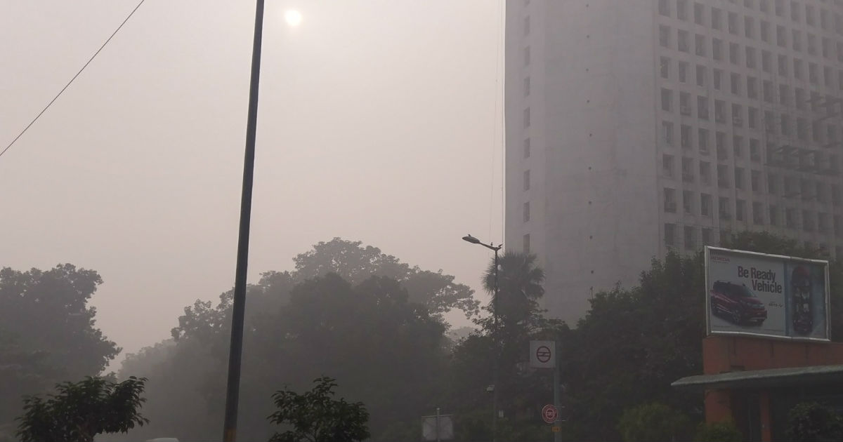 NewsMobile Pollution Watch: Sudden spike in NCR AQI to 'beyond severe'