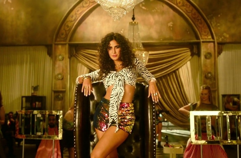Katrina Kaif sizzles in the new song 'Husn Parcham'; teaser unveiled
