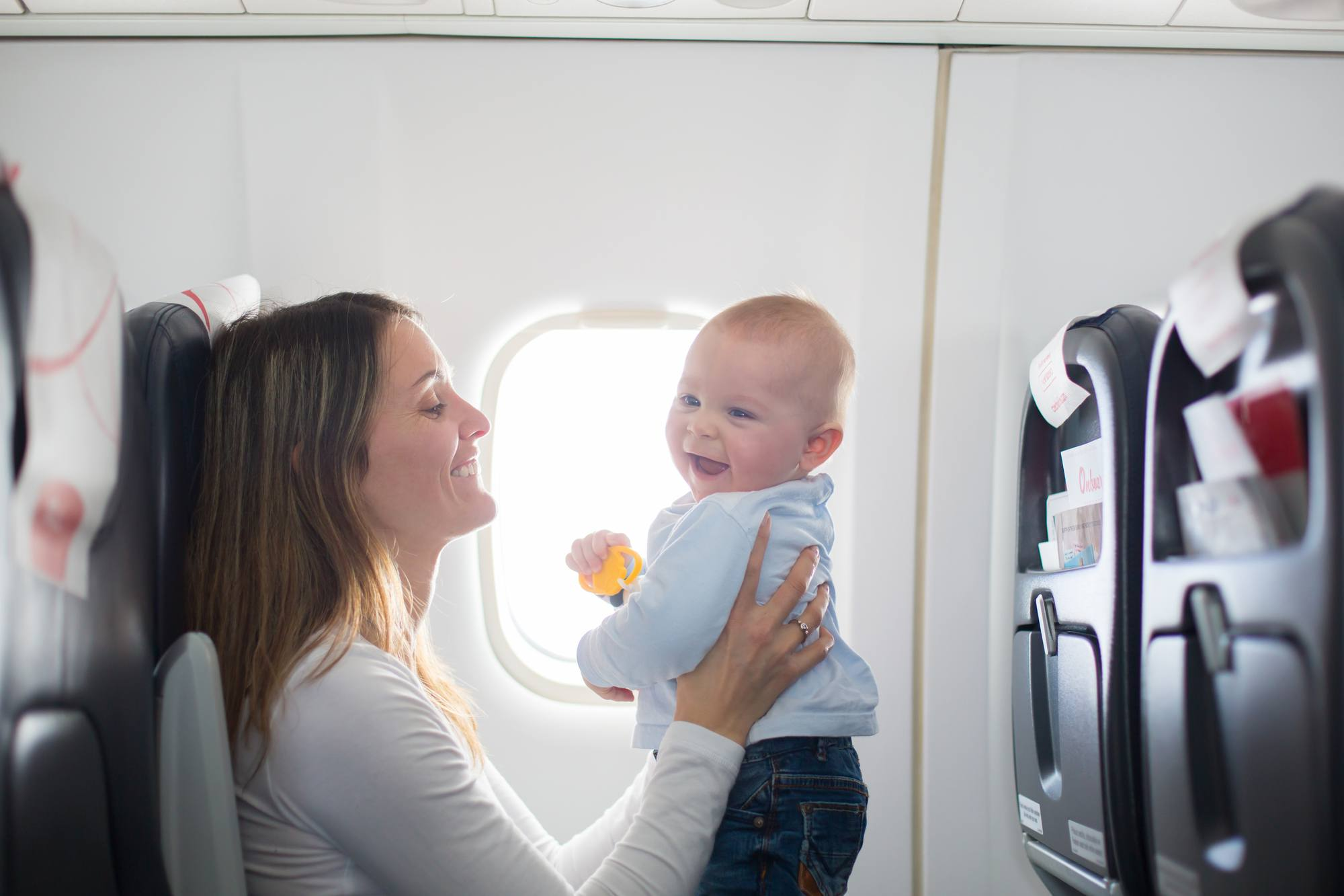 All you need to remember when travelling with an infant