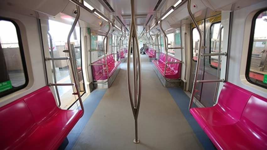 Delhi Metro's Pink Line connecting Lajpat Nagar to Mayur Vihar begins today