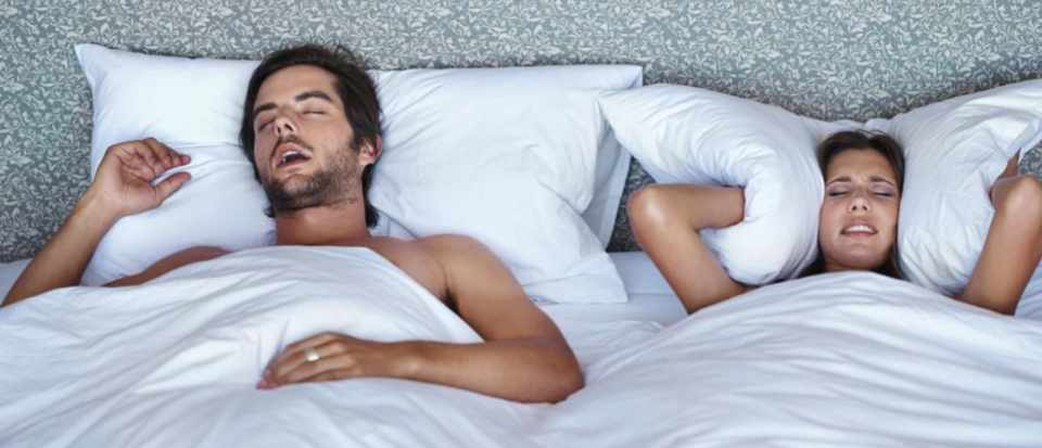 Is snoring giving you sleepless nights? Try these simple remedies