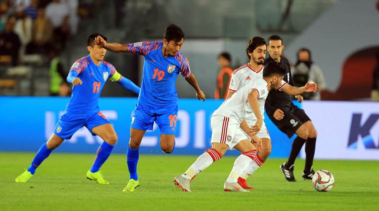 AFC, Asian Cup, UAE, India loses, News Mobile, News Mobile India