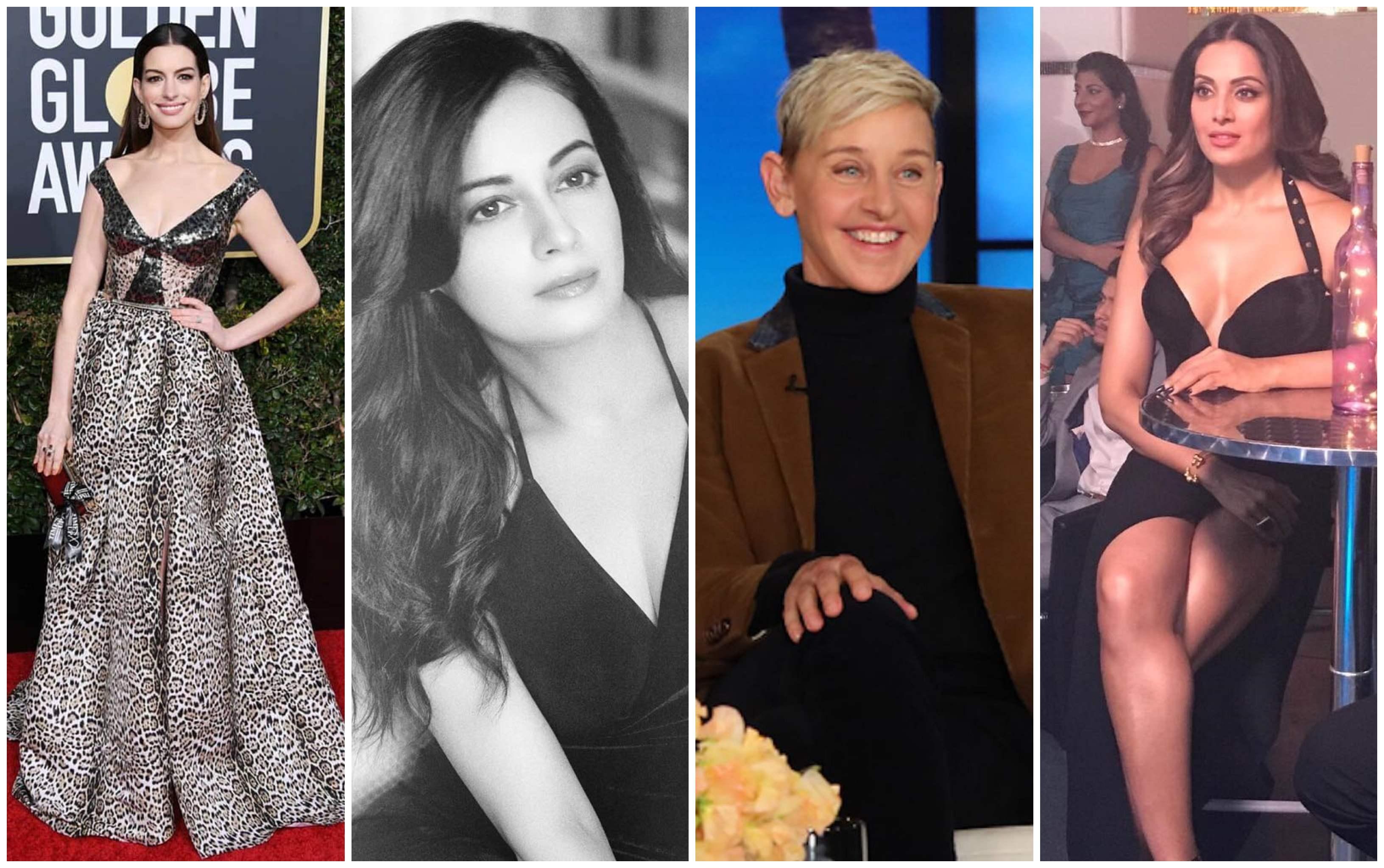 Sonam Kapoor, Shilpa Shetty, Huma Qureshi, Shruti Hassan, Diana Penty to Ellen DeGeneres, Padma Lakshmi, Nicki Minaj, 10 year Challenge, News Mobile, News Mobile India