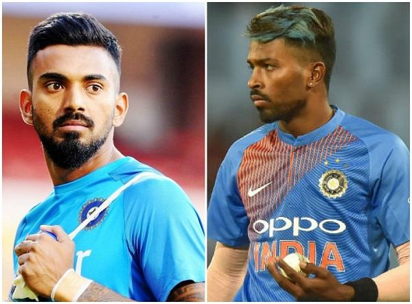 KL Rahul, Hardik Pandya, BCCI, CoA, Suspension, Uplifted, News Mobile, News Mobile India