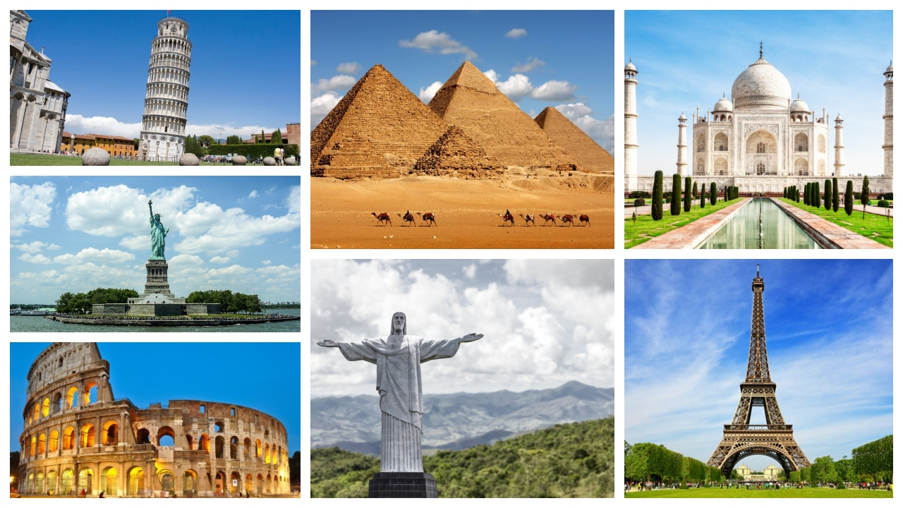7 Wonders of the World are not far anymore
