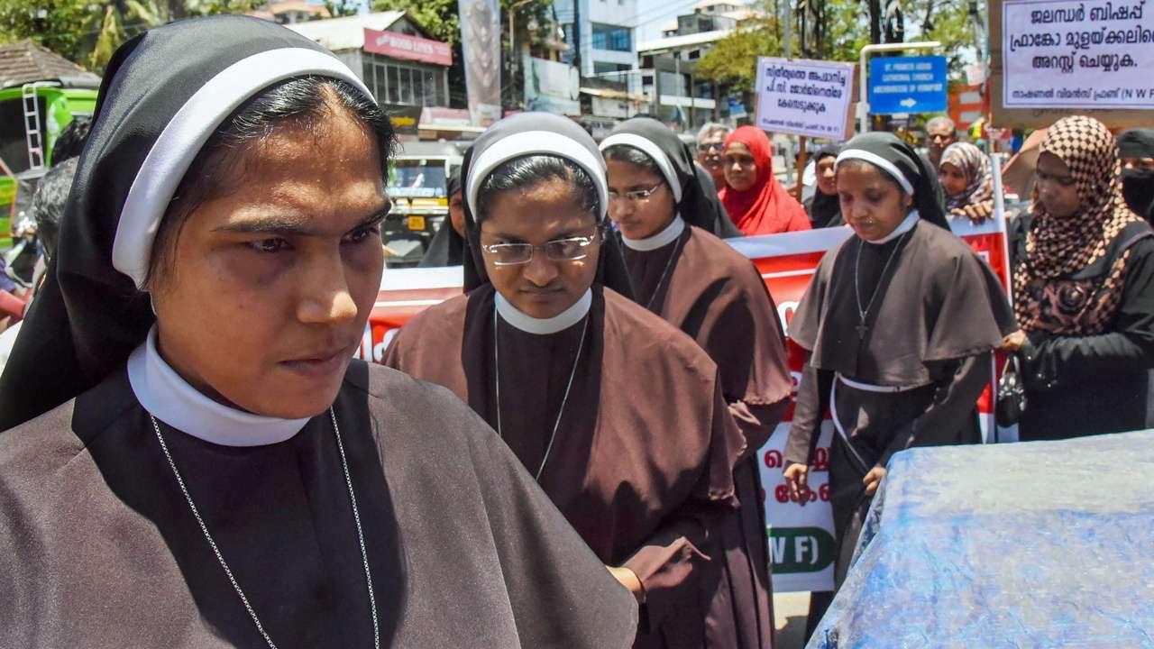 rape, kerala, nuns, rape, sexual abbuse, sexual violence, bishop, Kerala, NewsMobile, NewsMobile India, Sabrimala, Nun rape case