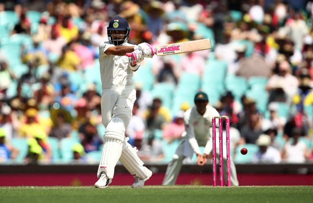 Virat Kohli, Run, 19000, Sachin Tendulkar, Captain, Cricket Sydney, Test, Australia, NewsMobile, Mobile, News, India