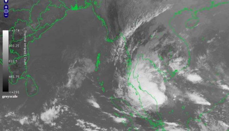 Cyclone, Pabuk, Andaman and Nicobar Islands, Yellow alert, News Mobile, News Mobile India