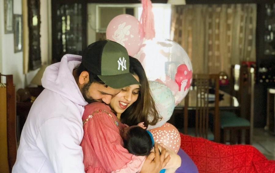 Rohit Sharma, Ritika, Baby girl, Name, Revealed, News Mobile, News Mobile India