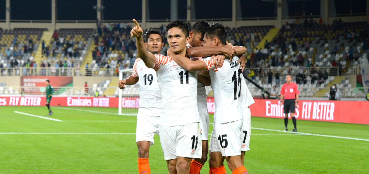 Sunil Chhetri, Lionel Messi, Thapa, Jeje Lalpekhlua, Asian Cup 2019, News Mobile, News Mobile India