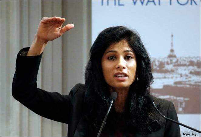 Gita Gopinath, First woman, Chief Economist, IMF, News Mobile, News Mobile India