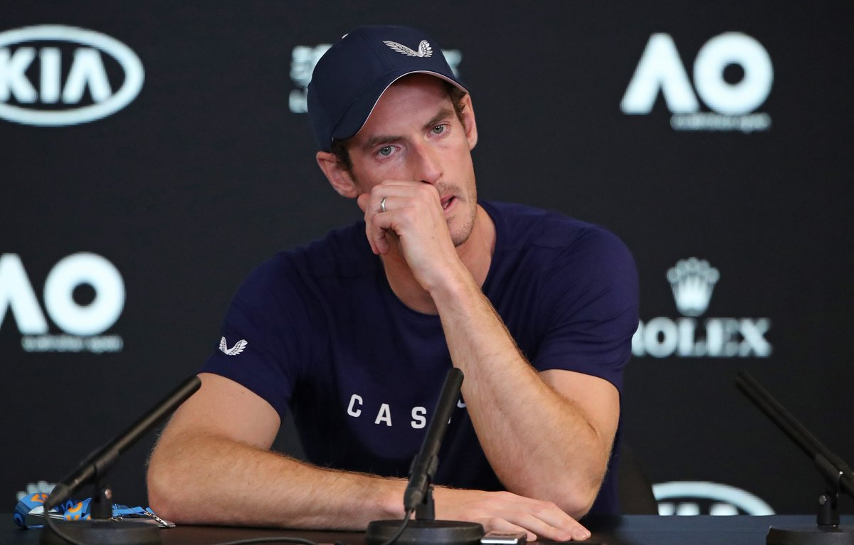 Andy Murray, Announces, Retirement, Plans, Tennis, Player, News Mobile, News Mobile India