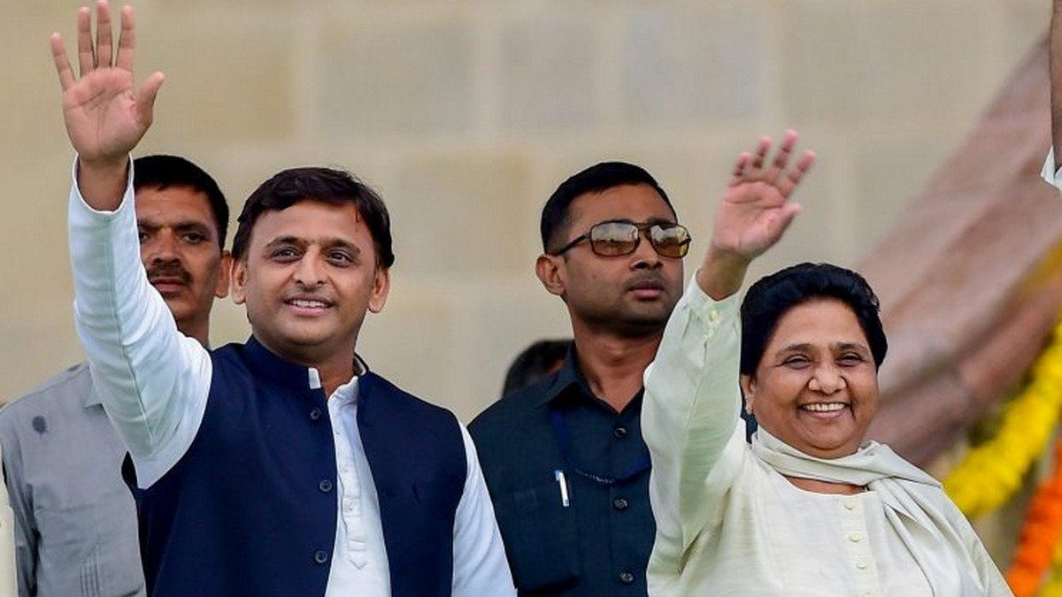 Samajwadi Party, Bahujan Samaj Party, SP, BSP, Akhilesh Yadav, Mayawati, Alliance, Uttar Pradesh, UP, Lok Sabha, Polls, Elections, General Elections, NewsMobile, Mobile, News, India, Politics