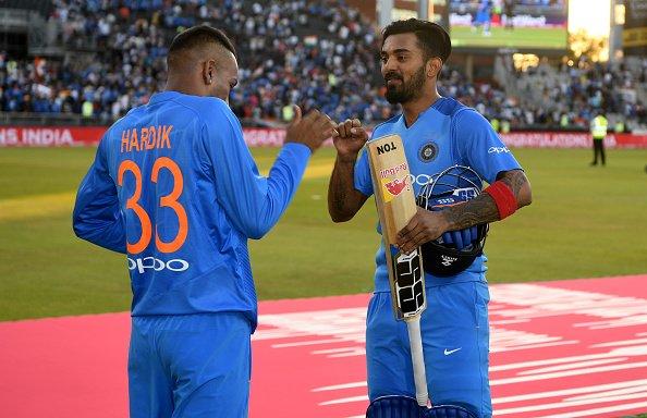 Hardik Pandya, KL Rahul, Sports, Cricket, new Zealand, ODI, England, Cricket, NewsMobile, Mobile, News, India,