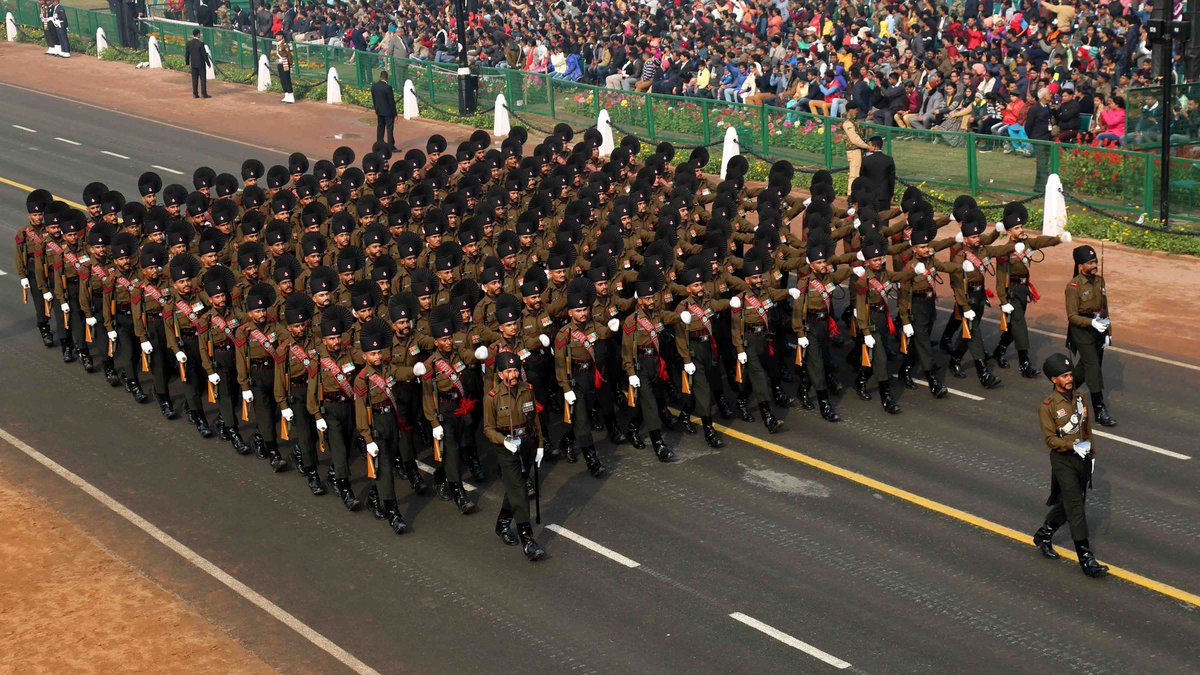 Image result for INA soldiers to participate in parade republic day 2019