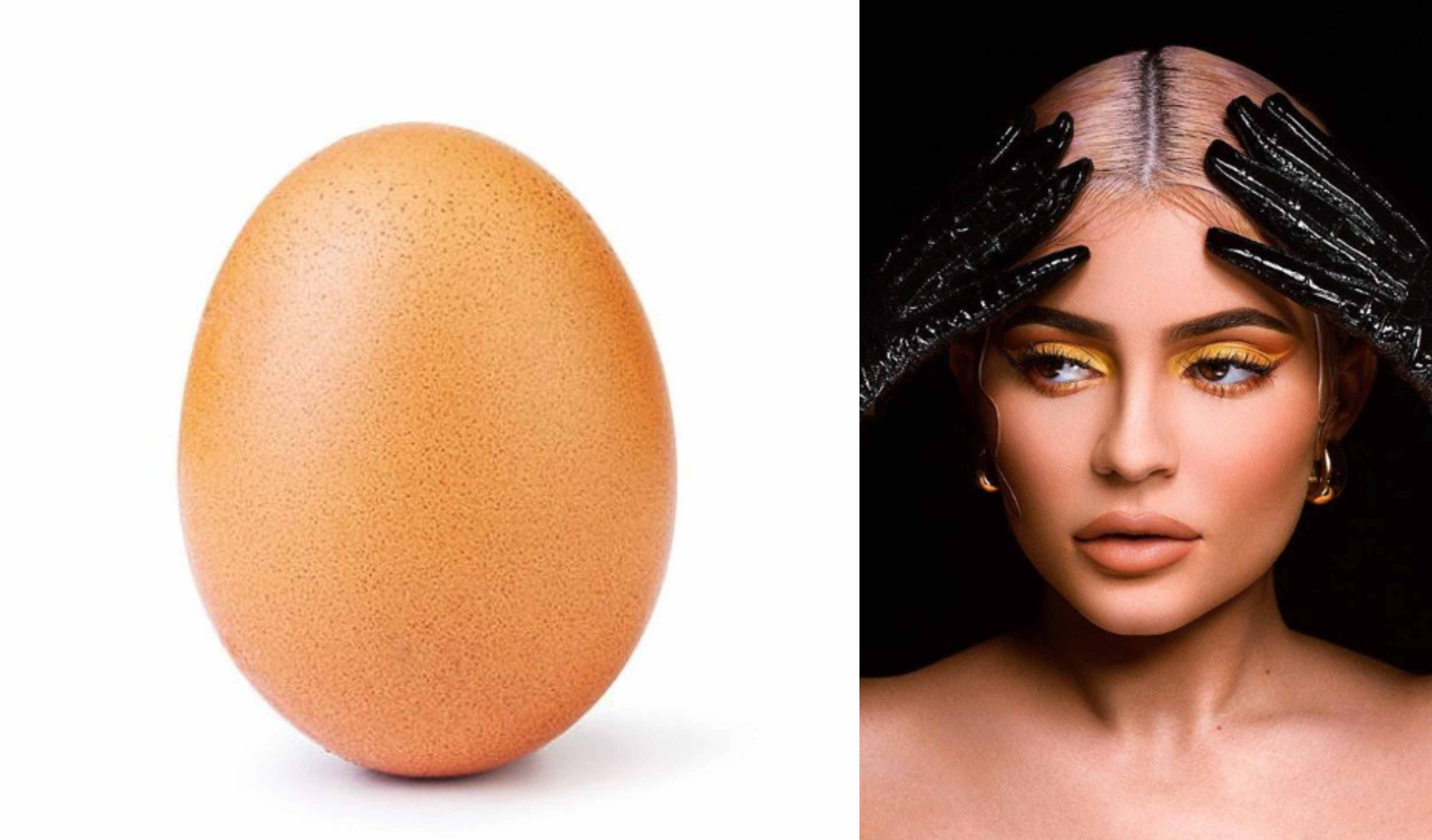 Egg, picture, Kylie Jenner, Instagram, NewsMobile, Mobile, Trend, Social Media, Trending, India