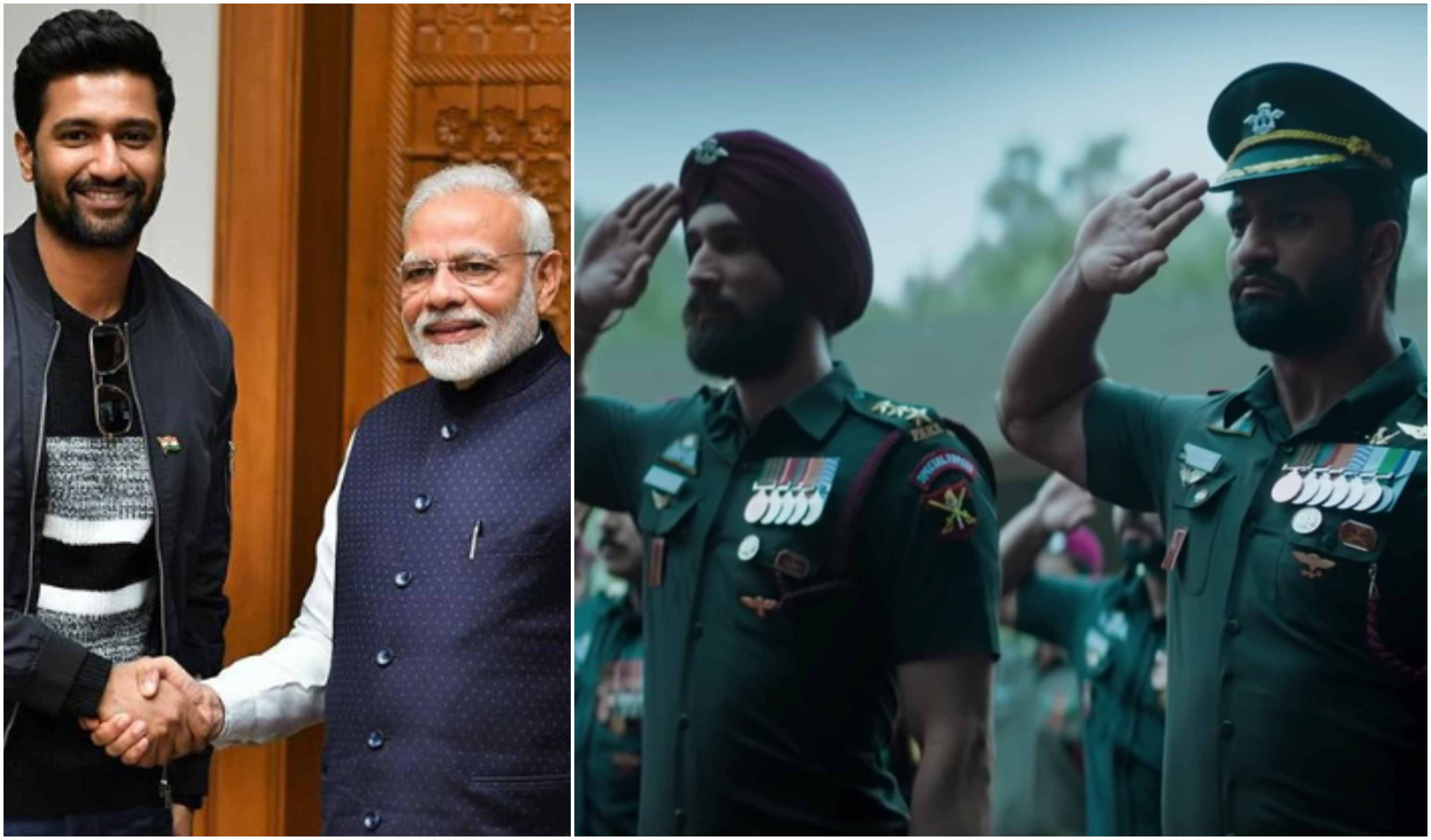 This is what PM Modi has to say about Vicky Kaushal starrer 'Uri'