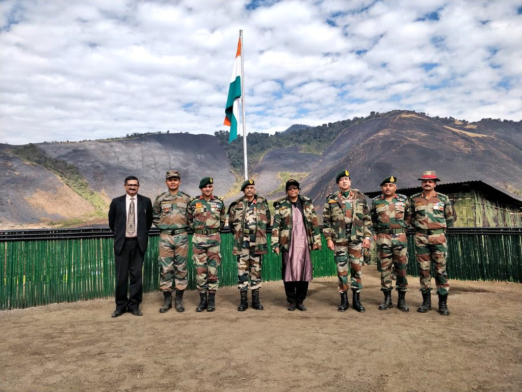 Defence Minister, visit, China, border, review, operational, preparedness, Nirmala Sitharaman, NewsMobile, Mobile, News, India