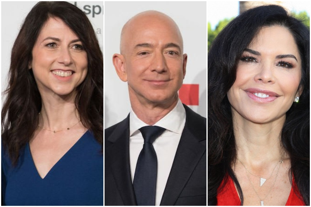 Amazon CEO Jeff Bezos, Mackenzie Bezos, Dating, Girlfriend, Lauren, News Mobile, News Mobile India