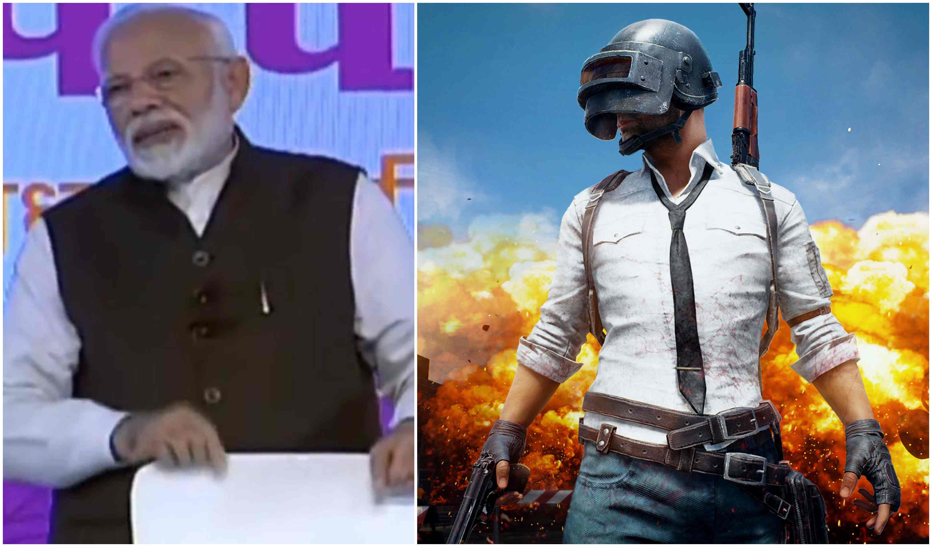 Pm Modis Pubg Connect With Students Heres What Happened