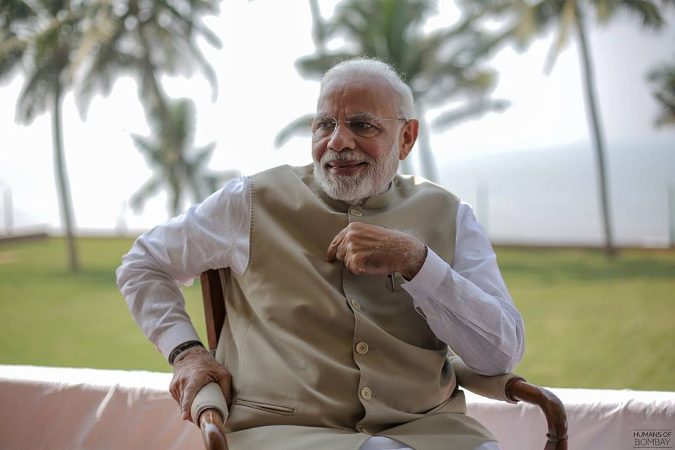 Prime Minister, Narendra Modi, Interview, Humans of Bombay, Jungle, RSS, 5 days, Five, NewsMobile, Mobile, News, India