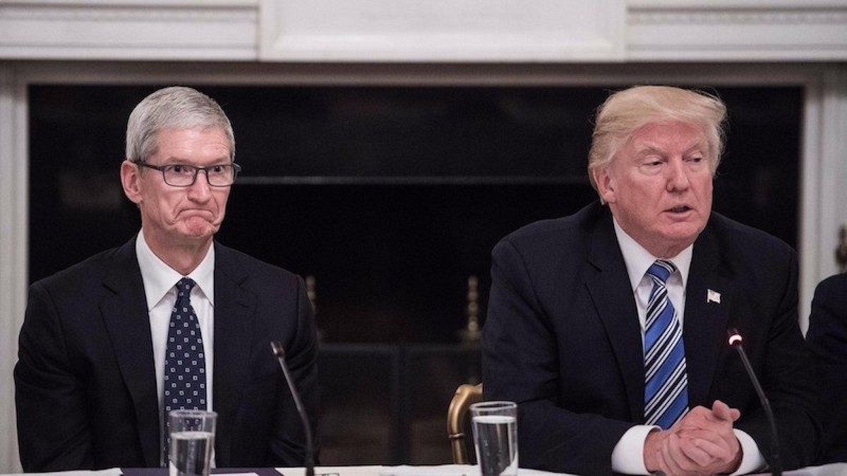 Donald Trump, want, Apple, iPhone, US, United States, President, Tim Cook, NewsMobile, Mobile, News, India