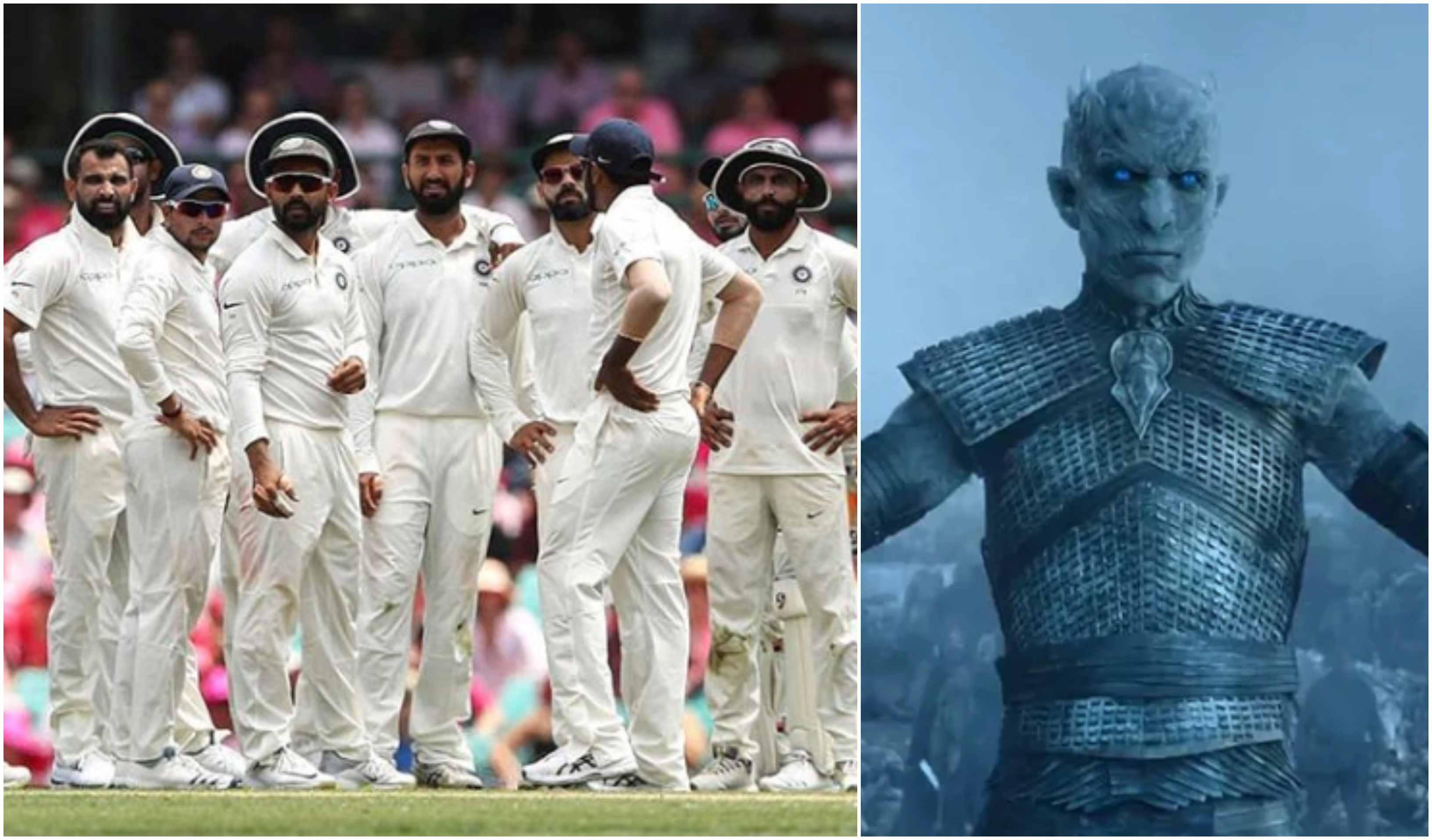 Cheteshwar Pujara, While Walker, Game of Thrones, Cricket, R Ashwin, NewsMobile, Mobile, News, India