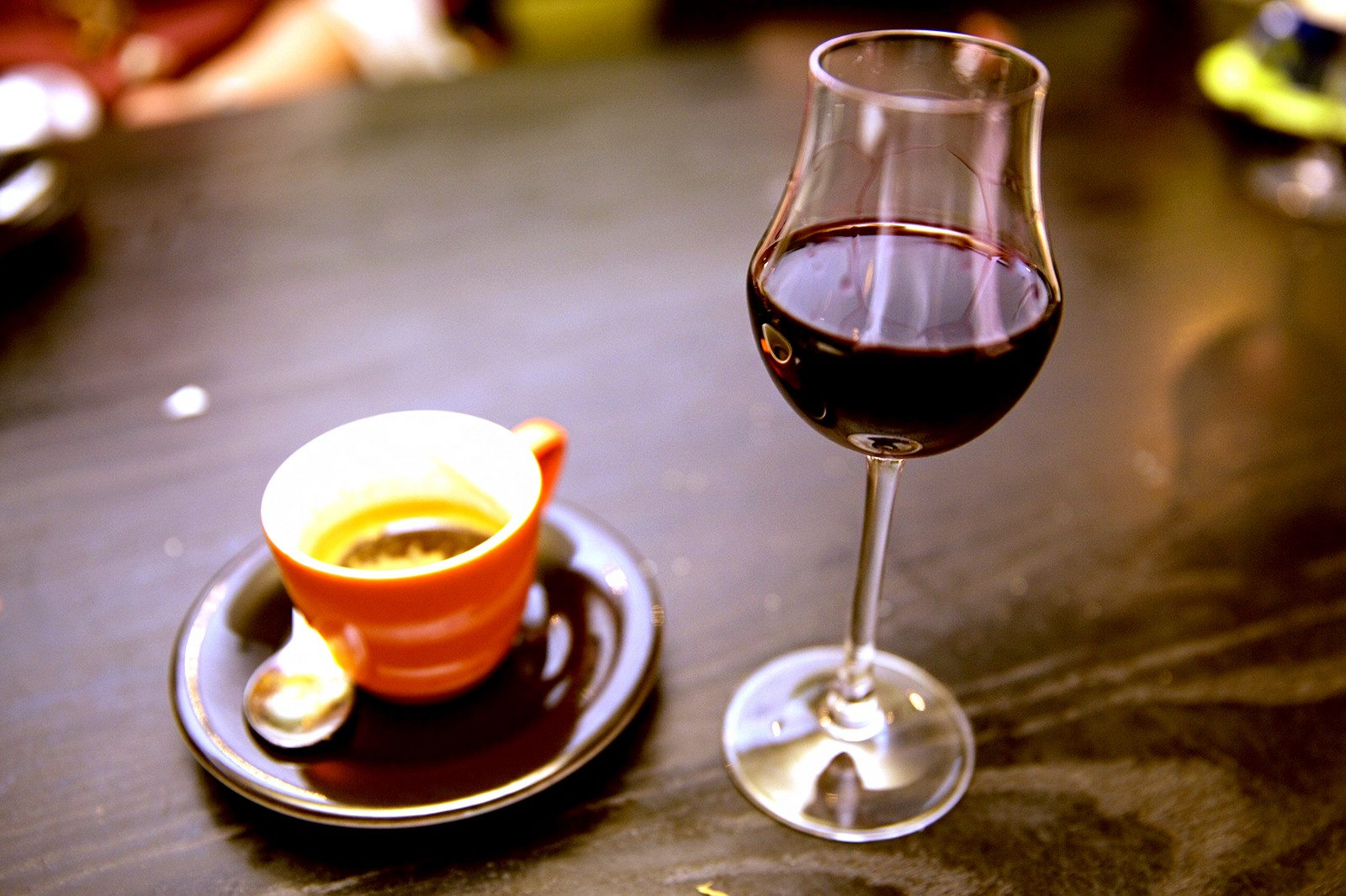 Say cheers with coffee and wine without worrying about your health