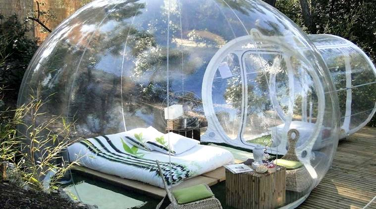 These Igloo tents should be next on your travel bucket-list