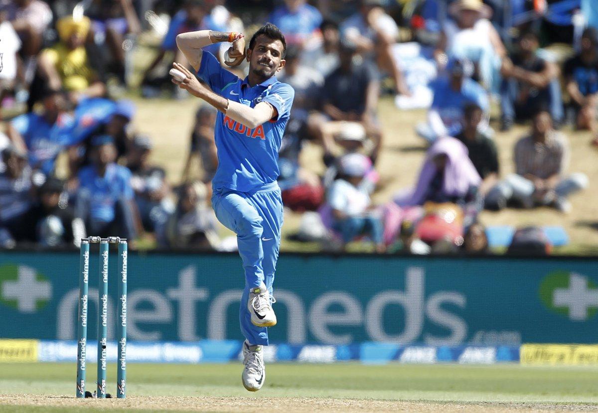 Yuzvendra Chahal, rank, ICC, top five, ODI, bowlers, NewsMobile, Sports, Cricket, NewsMobile, Mobile, News, India