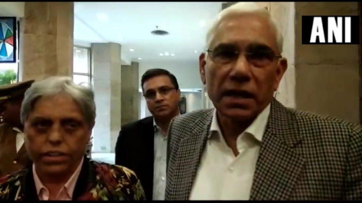 CoA, Pakistan, ICC, India-Pak World Cup, 2019, News Mobile, News Mobile India