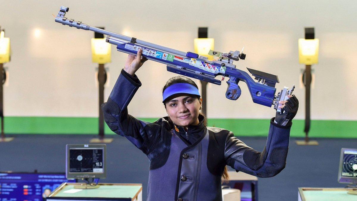 Apurvi Chandela, ISSF World Cup 2019, News Mobile, News Mobile India