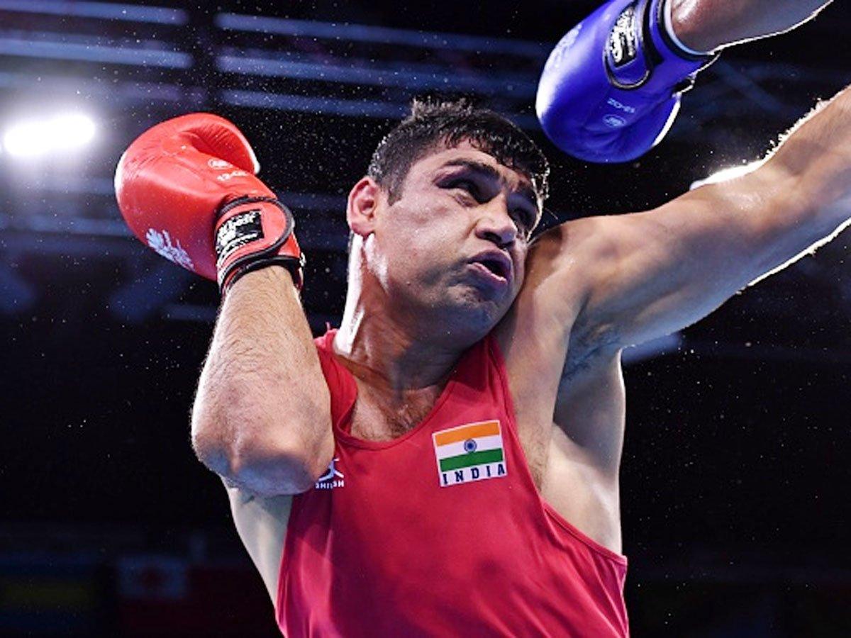 Manish Kaushik, Satish Kumar, Duryodhan Singh Negi, Lalitha Prasad, Rohit Tokas, Manijeet Singh Panghal, Boxing, Makran Cup, Chabahar, Iran, News Mobile, News Mobile India