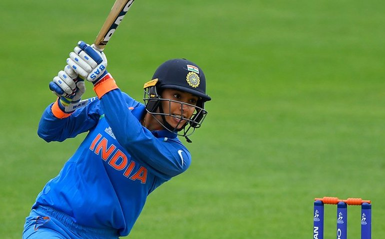 Smriti Mandhana, ICC, ODI, Becomes No1 batswoman, News Mobile, News Mobile India,