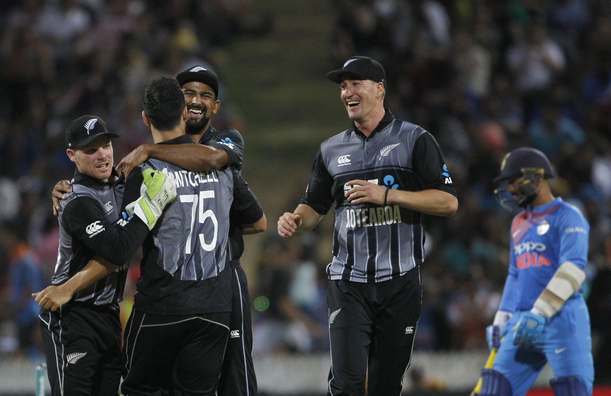 New Zealand, India, BCCI, Kiwi defeat men in blue, News Mobile, News Mobile India