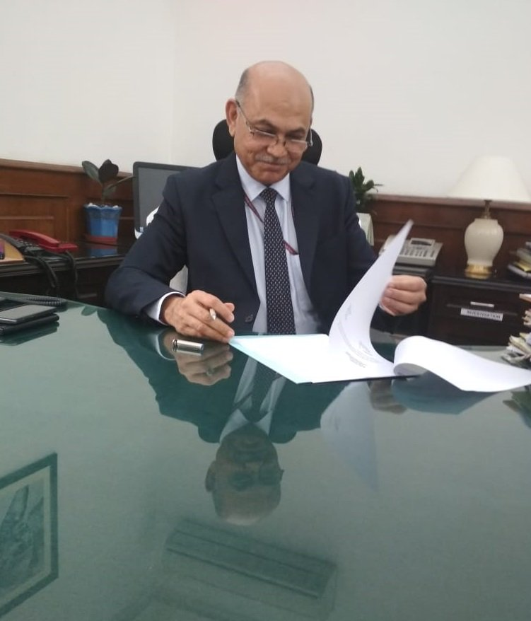 Pramod Chandra Modi, Takes, Charge, CBDT, Chairman, News Mobile, News Mobile India